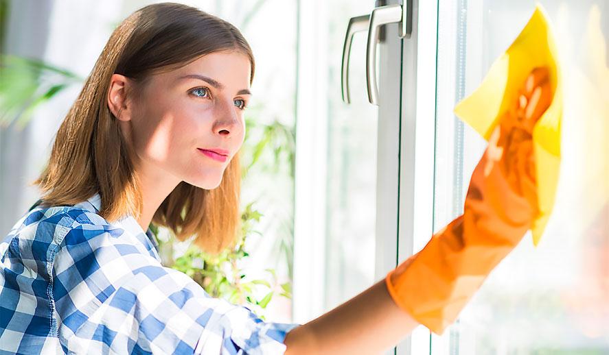 Como limpiar vidrios