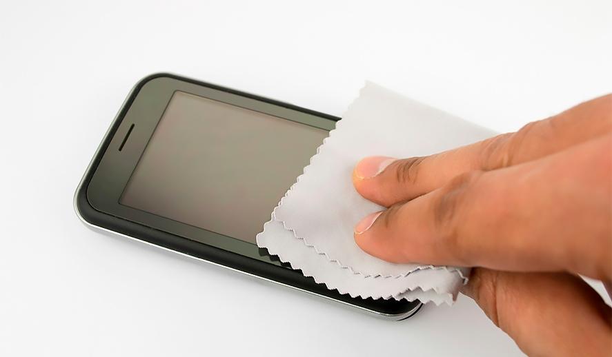 limpieza de celular